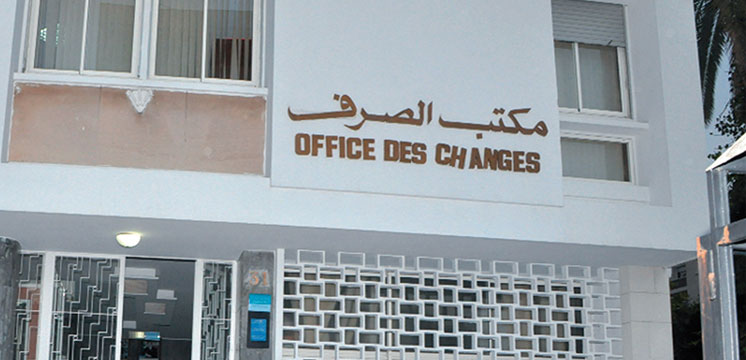 Office des changes : Repli des transactions courantes au T1 2020