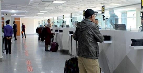 Aéroport Mohammed V : Inauguration d'un espace arrivée dédié aux nationaux