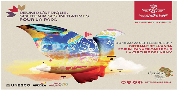 Biennale de Luanda : La RAM  transporteur officiel