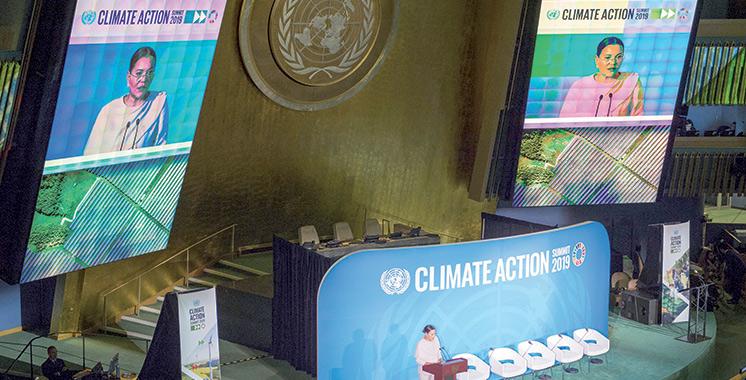 Changements climatiques : L'Afrique prend les choses en main