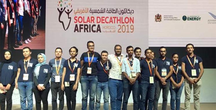 Solar Decathlon Africa : Une maison durable voit le jour