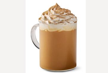 Starbucks fête l'automne avec  de nouveaux arômes