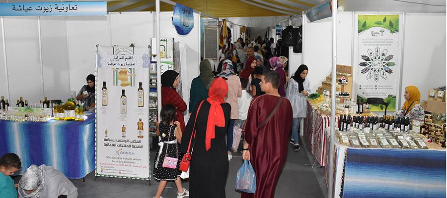 Economie sociale et solidaire : Des marchés itinérants à Tanger  pour promouvoir le produit local