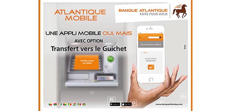 La BCP généralise sa solution «Atlantique mobile» dans l'espace UEMOA