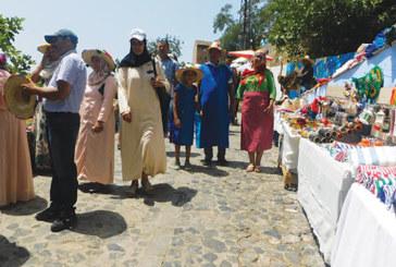 Chefchaouen de plus en plus prisée  par les touristes