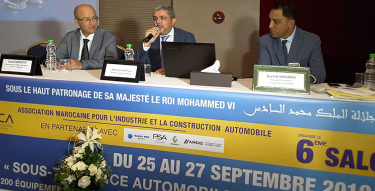 6ème Salon de la sous-traitance automobile de Tanger : Plus de 200 exposants attendus