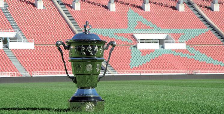 Huitièmes de finale de la Coupe du Trône : Un nouveau tour entre deux divisions
