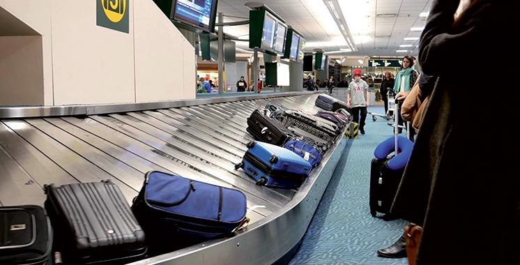 Aéroport Mohammed V Casablanca : Les autorités mettent fin à l'anarchie des «bagagistes»