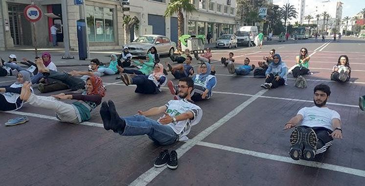 Une journée sans voiture à Casablanca et Mohammedia le dimanche  13 octobre