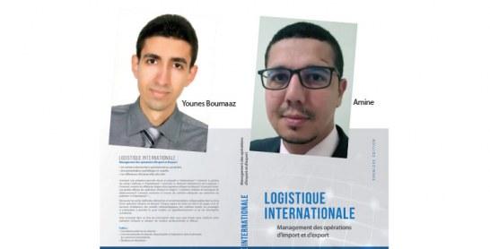 Un ouvrage dédié à la logistique signé Younes Boumaaz et Amine Dafir