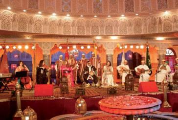 Festival du chant malhoun et de la chanson patriotique à Marrakech