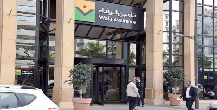 Wafa Assurance : Hausse de 3,1% du chiffre d'affaires au 1er semestre