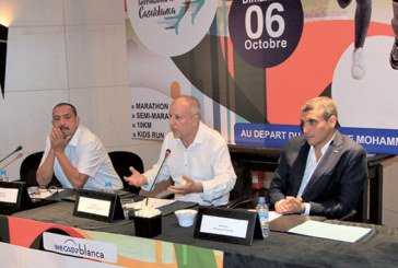 La 12ème édition aura lieu le 6 octobre : 6.000 participants attendus au Marathon international de Casablanca