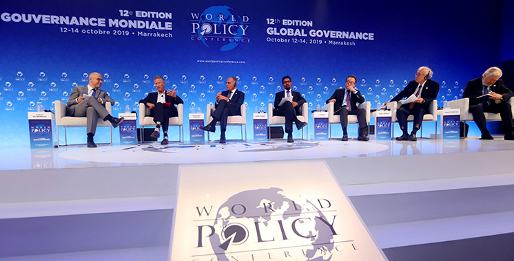 12ème World Policy Conference : Les relations internationales à l'heure des incertitudes