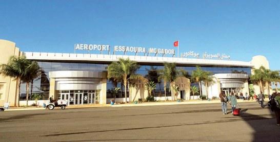 Aéroport d'Essaouira : Hausse de 15%  du flux des passagers en 2019