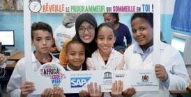 Inclusion numérique : 5ème édition d'Africa Code Week en faveur des filles