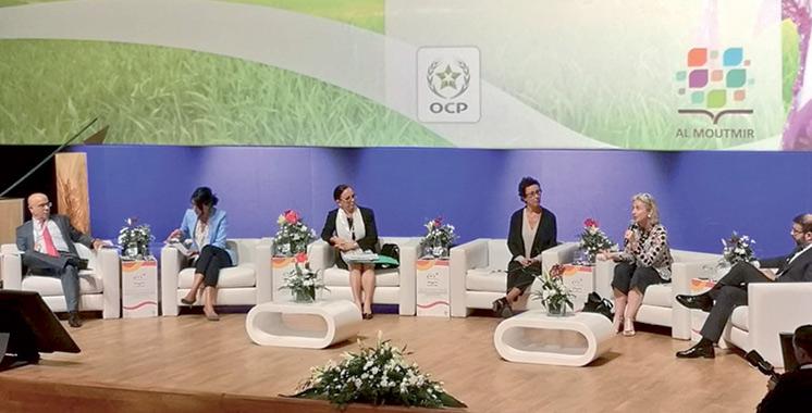 La 2ème édition d'Al Moutmir Open Innovation Labs se tient à Benguerir Pari gagné par le Groupe OCP. Agricultrices, femmes au foyer, entrepreneures, économistes, agronomes, artistes, financières, femm