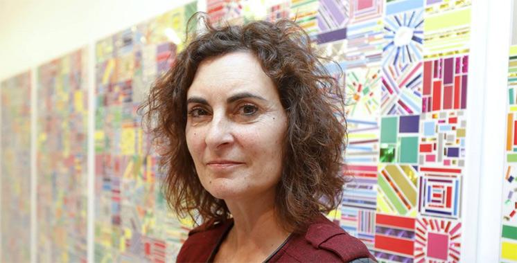 «Lieux partagés» de Arancha Goyeneche  à l'Institut Cervantès de Marrakech