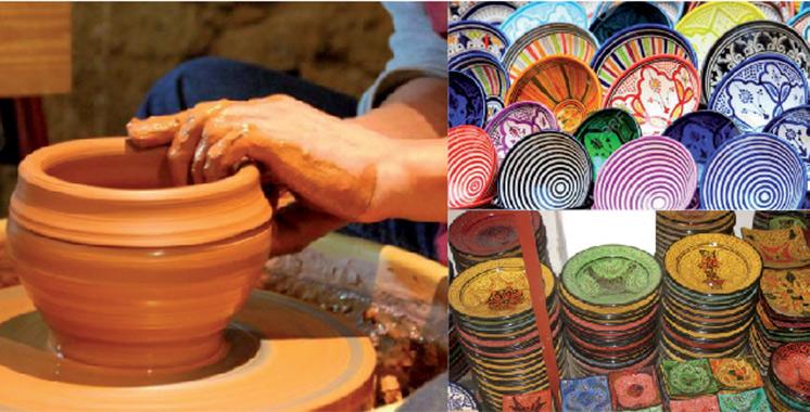 Tanger-Tétouan-Al Hoceima : 7 millions de dirhams pour appuyer le secteur de la poterie