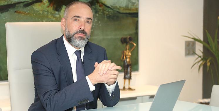 Nomination : Kamal Mokdad nouveau président  de la Bourse de Casablanca