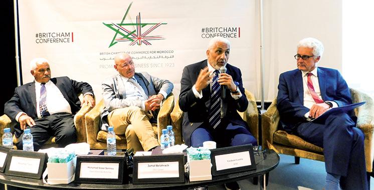 BritChamConference : L'éducation et la formation professionnelle, leviers d'un nouveau modèle de développement