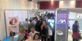 Caravane de l'emploi : Une affluence record à Rabat