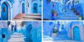 Chefchaouen tient à sa couleur bleue