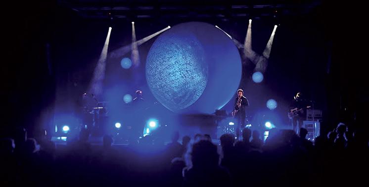 Ciné-concert spatial T60 à l'IF du Maroc