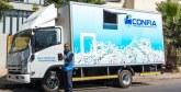 Destruction sécurisée d'archives :  La solution mobile de Confia