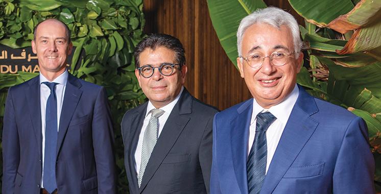 Crédit du Maroc : Bernard Muselet remplace Baldoméro Valverde