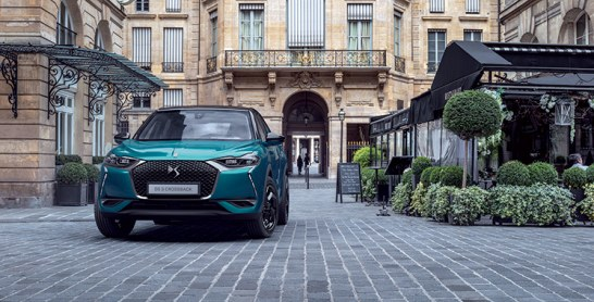 Essai de la nouvelle DS3 Crossback : Une voiture légère sur la chaussée