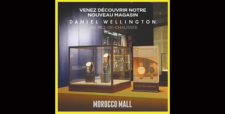 Daniel Wellington ouvre son premier magasin au Morocco Mall
