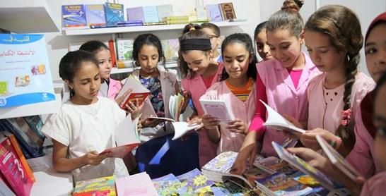Le 3e Salon maghrébin du livre fait la part belle aux enfants