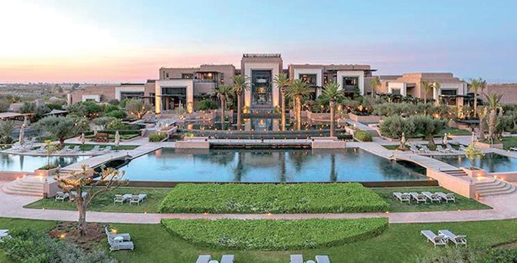 La Toussaint : Le Fairmont Royal Palm Marrakech en met plein la vue