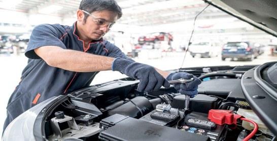 Ce que propose Ford's Car Hacks pour garder la batterie du véhicule en bonne santé