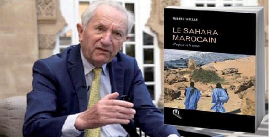 Nouvelle publication : Hubert Seillan s'exprime sur le Sahara marocain sous différents angles