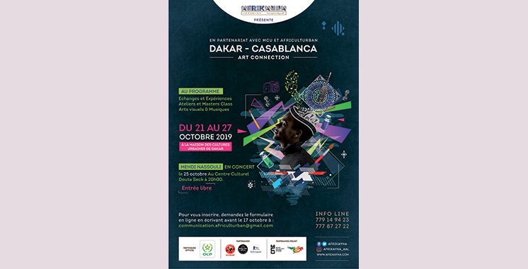 L'association Afrikayna lance son programme itinérant à Dakar
