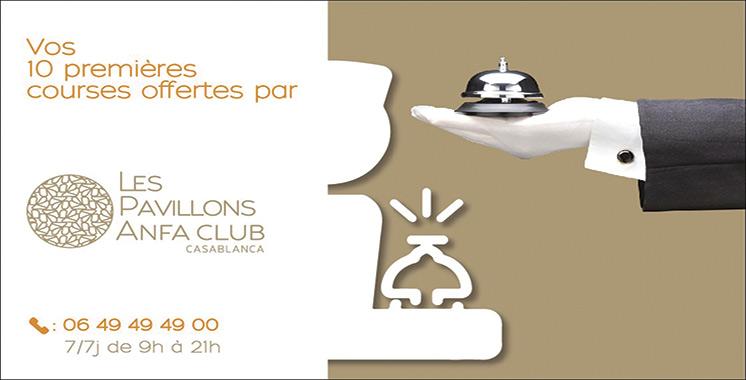 «Les Pavillons Anfa Club» se dote d'un service de conciergerie du quotidien
