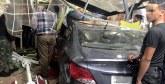Marrakech : Un automobiliste fonce dans un snack et prend la fuite