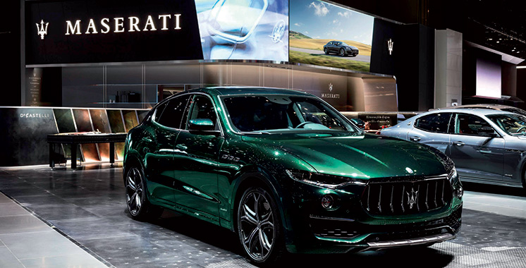 De l'innovation dans l'air : Le «Made in Italie» prôné par Maserati