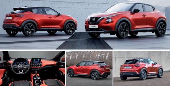 Doté d'un style original et hyper-musclé : Le nouveau Nissan Juke est plus technologique et connecté que jamais