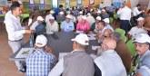 Al Moutmir itinérant à Fkih Ben Salah : L'action de proximité du Groupe OCP envers les agriculteurs se poursuit