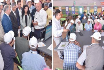 Plateformes de démonstration agricole du Groupe OCP : Un rendement céréalier satisfaisant