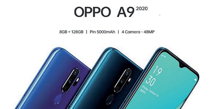Disponible dès le 12 octobre : Oppo lance sa nouvelle gamme A Séries 2020