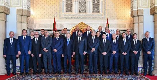 L'équipe nommée est plus compacte : Une nouvelle architecture gouvernementale