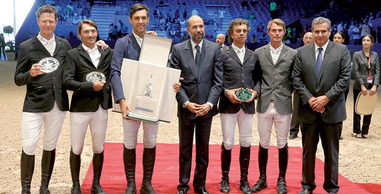 Saut d'obstacles- Grand Prix de Sa Majesté le Roi Mohammed VI : Un triomphe à l'italienne