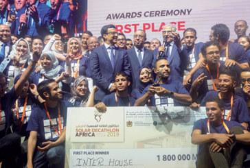 Le Solar Decathlon Africa 2019 s'achève à Benguerir : Et les gagnants sont …