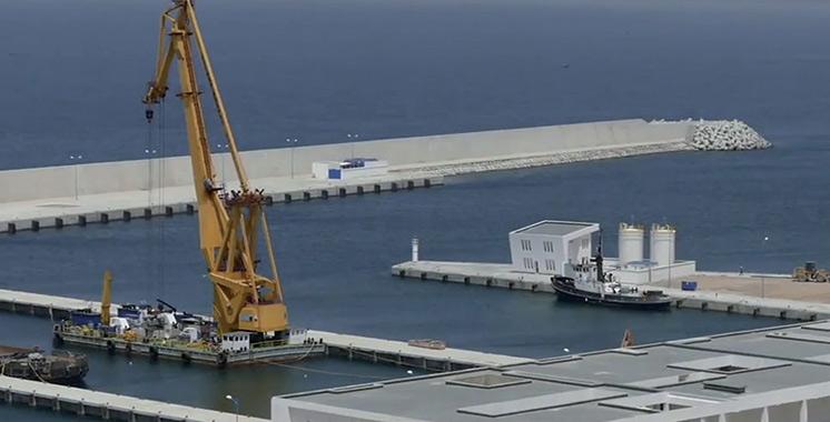 Société de gestion du port Tanger ville : Le plan stratégique 2020-2024 sur les rails