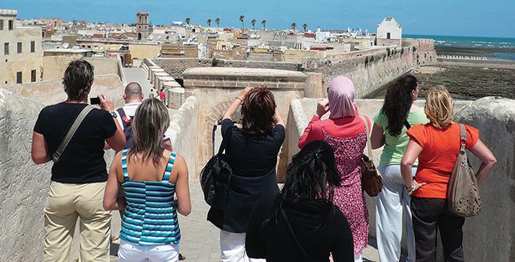 Relance progressive du tourisme : Essaouira accueille un premier groupe de touristes en provenance de Belgique