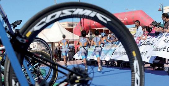 4è Triathlon Essaouira-Mogador : Victoire d'Abdellah Tiliwi et de Kawtar Ben Doumou